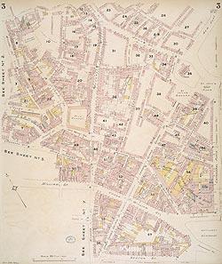 Insurance Plan of Limerick: sheet 3